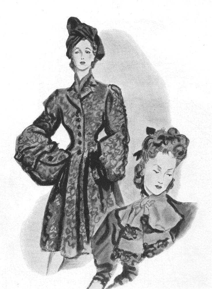 La Moda hace 100 años