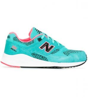 NEW BALANCE - Sneakers turchesi e rosa 530 Kinetic Imagination da donna