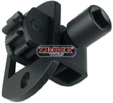 Werkzeug Hub-Schwungrad Drehen Werkzeug 2 Zahnräder Mann / BENZ (ZR-36ECA02) - ZIMBER-TOOLS