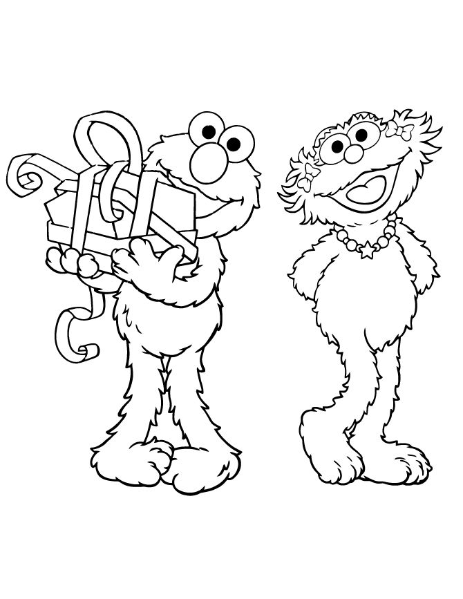252 best Sesame Street images on Pinterest | Coloring books ...