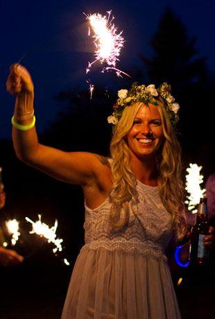 wedding glowsticks
