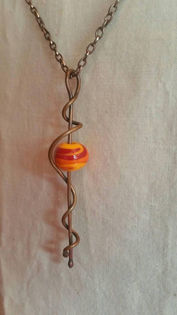 Check out this item in my Etsy shop https://www.etsy.com/listing/556817052/orange-lampwork-bead