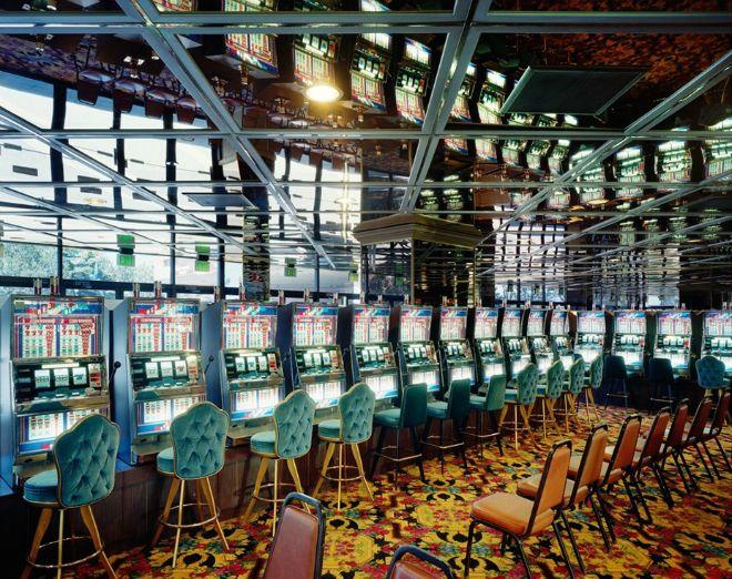 Get Lost in Dizzying Interior Shots of Reno Casinos