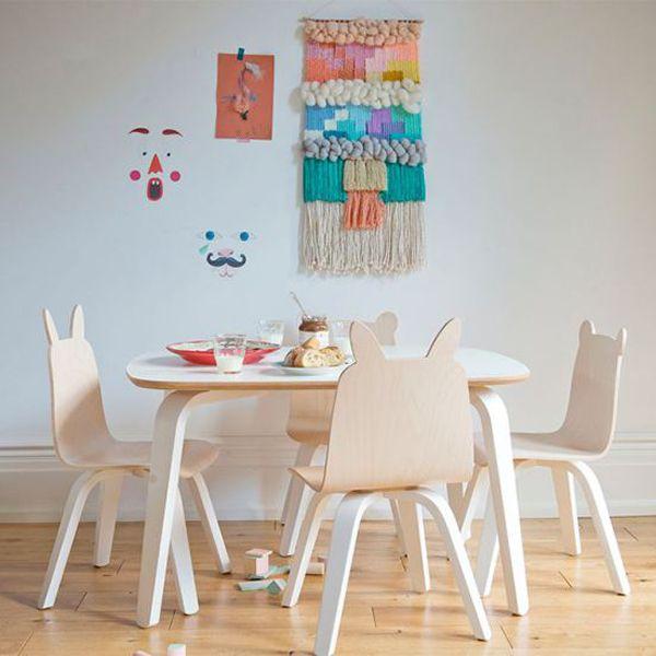 Play Collection, los divertidos muebles de Oeuf