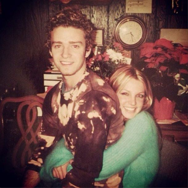 Britney Spears and Justin Timberlake Throwback Pictures | POPSUGAR Celebrity