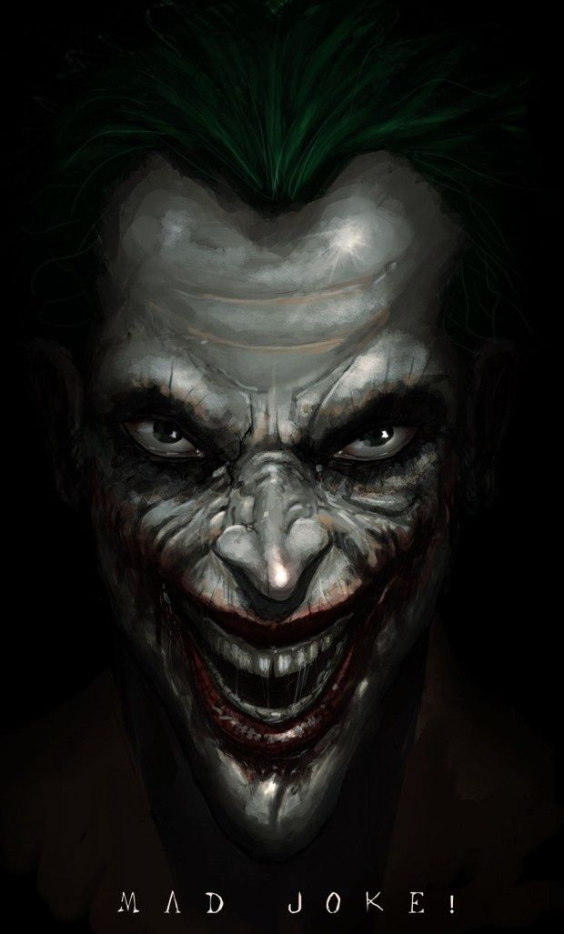 Joker by Saad Irfan