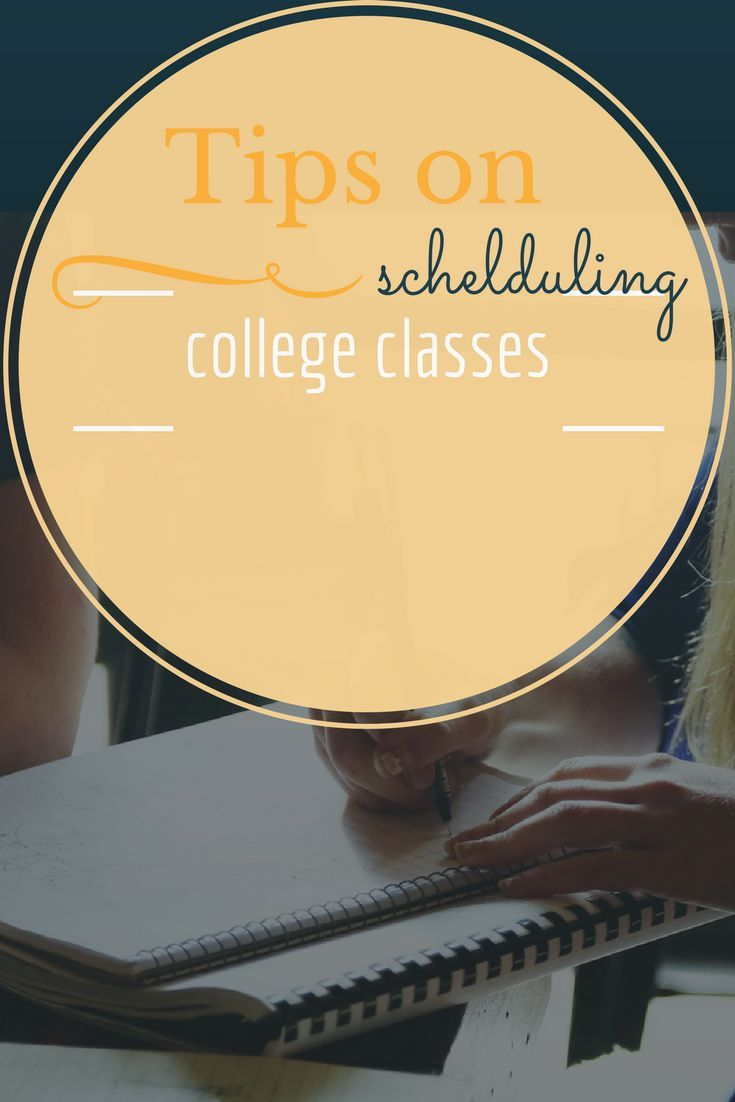 Struggling to plan ahead for school and university. I use a few different tips to arrange my freshman to senior college schedule