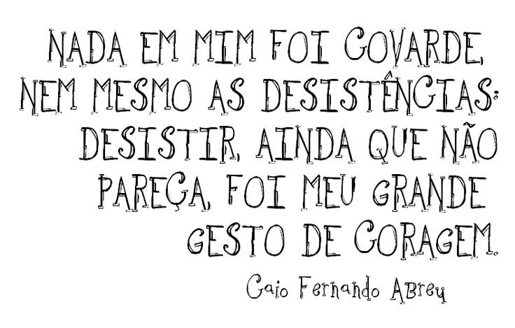 Caio F.