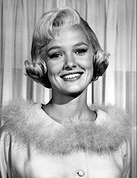 """Beverley Owen -- (5/13/1937-??).  Theatre/Actress. She portrayed Marilyn Munster #1 on TV Show """"The Munsters"""", Dr. Paula McCrea in Soap Opera """"Another World"""". Movie -- """"Bullet for a Bad Man"""" as Susan."""
