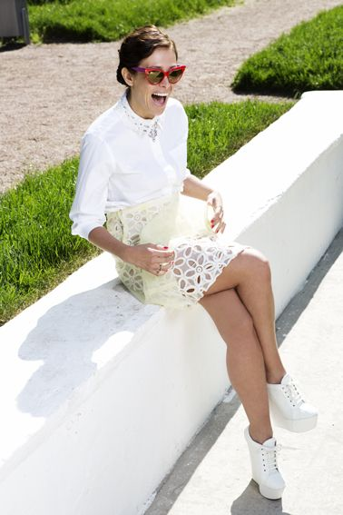 HELLO! Magazine © Photo: Ilya Valtanyan Producer: Olga Zakatova Style: Fashion IQ