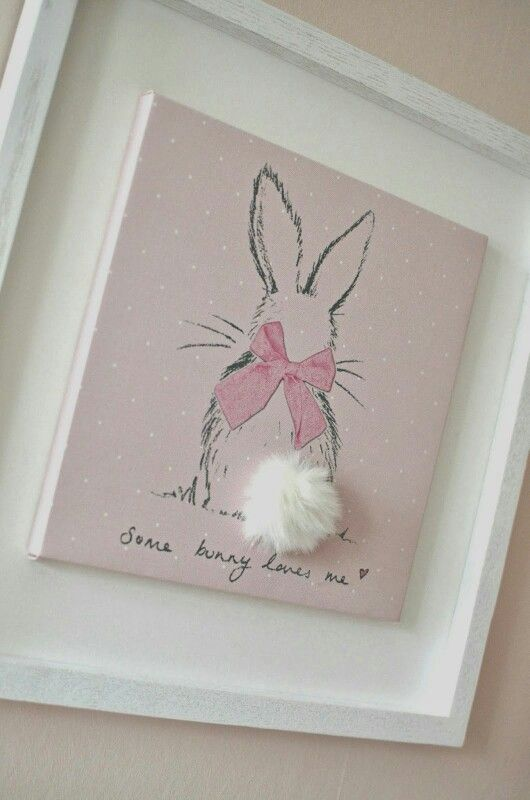 Rabbit canvas