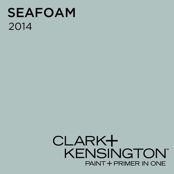 Seafoam 2014 by Clark+Kensington