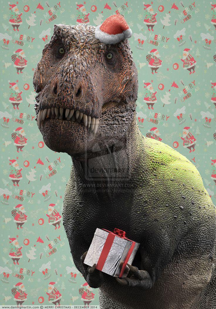 Rex the Red-headed Tyrannosaurus by damir-g-martin.deviantart.com on @DeviantArt