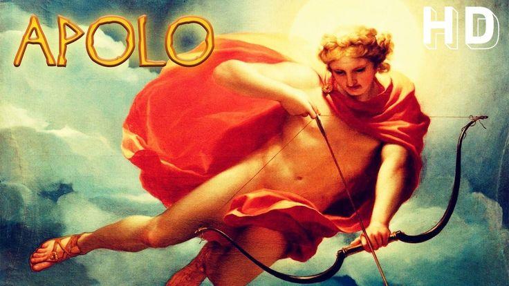 El mito de Apolo, dios del sol -  Sello Arcano