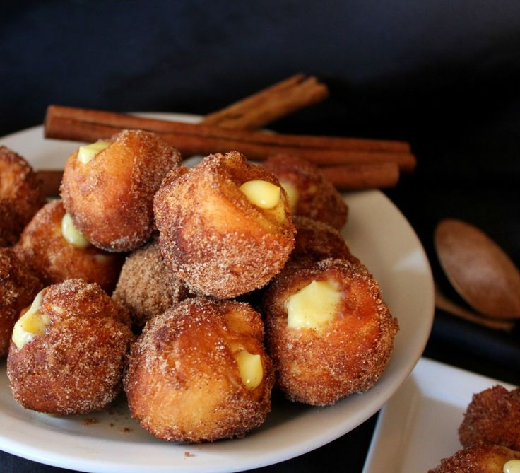 ~Snickerdoodle Poppers!   Oh Bite It
