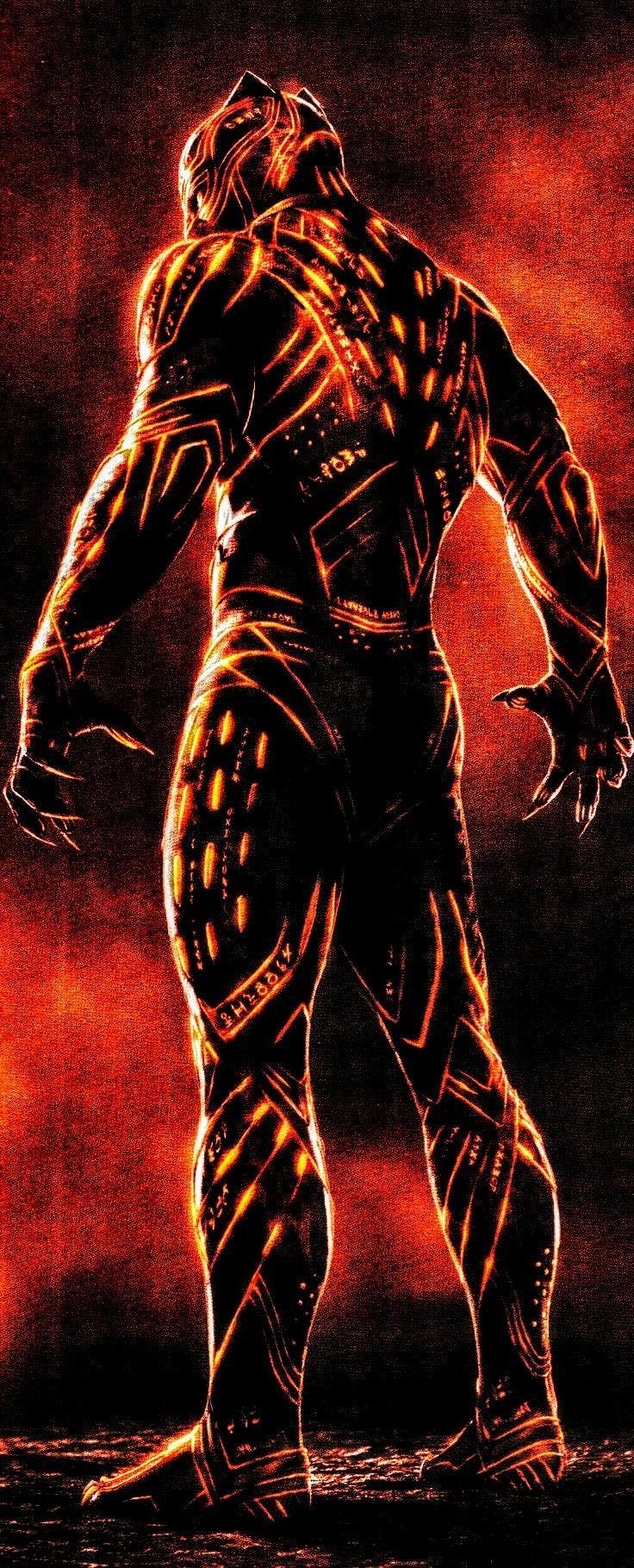 Black Panther Wallpaper Hd Black Panther Hd Wallpaper Black Panther Black Panther Marvel