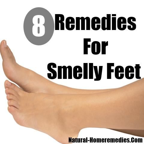 What Is Best Treatment For Smelly Shoes