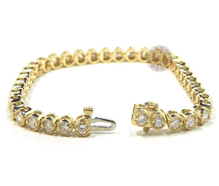 39 best Diamond And Gold Bracelets manufacturer images on Pinterest