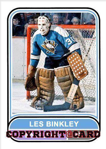 Les Binkley