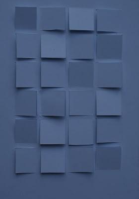 noflik nifelje: blokjes...( 48e van 365 dagen ) PAPIER SNIJDEN PAPER CUT