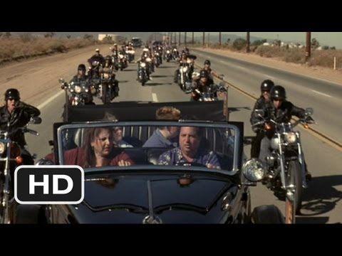 Rat Race Movie CLIP - Hitler's Car (2001) HD