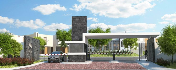 Venta de Casas en Querétaro - Modelo Daya - Encuentra la mayor oferta de casas nuevas en venta con mensualidades desde $16,000. Casas con 3 recámaras, recámara principal principal con baño vestidor, 2 ½ Baños