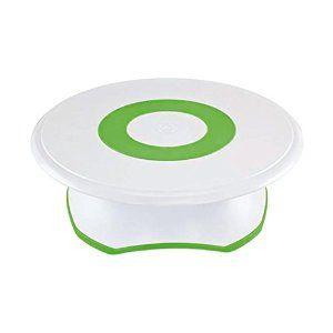 Amazon.com: Wilton Trim 'n Turn ULTRA Cake Turntable Rotating Cake Stand, 307-301: Baking Supplies: Kitchen & Dining