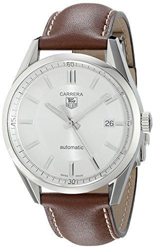 Men's Wrist Watches - TAG Heuer Mens WV211AFC6203 Carrera Watch -- Read more at the image link.
