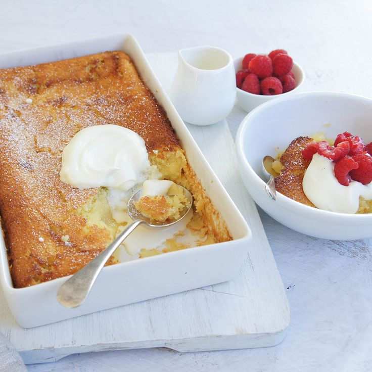 breet's Impossible Pudding is impossible to put down.
