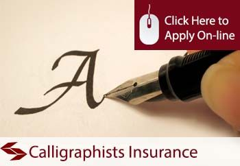 calligraphists professional indemnity insurance