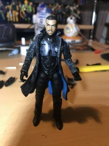Picture of my latest work in progress custom figure, is now live.  Check it out. #richardscreativeworkshop, #customfigures, #actionfigures