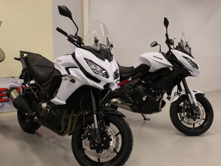 Versys 650 ABS & Versys 1000 ABS 2015