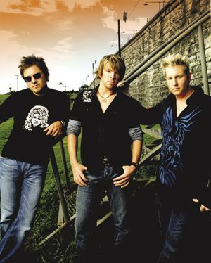 Rascal Flats they are my number one all time favorite country band!  I would love to meet these guys. Meeting them Is definitely on my bucket list. Love Love Love them!