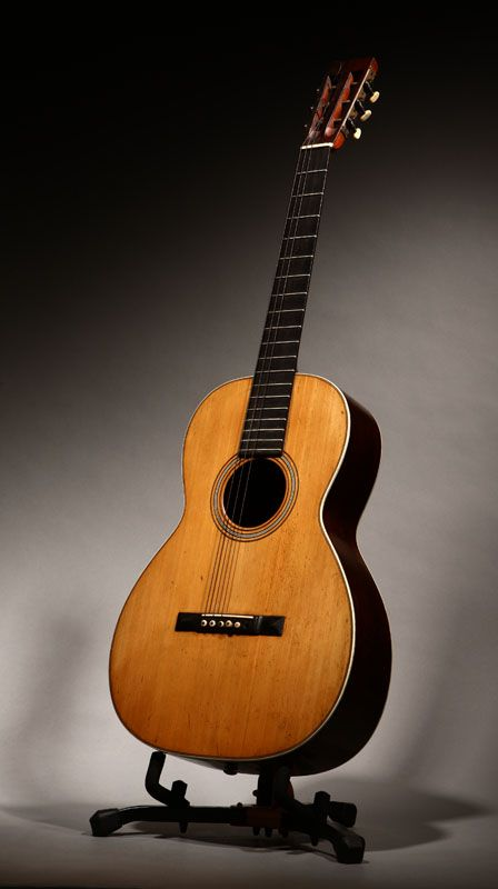 traveling watson acoustic guitar
