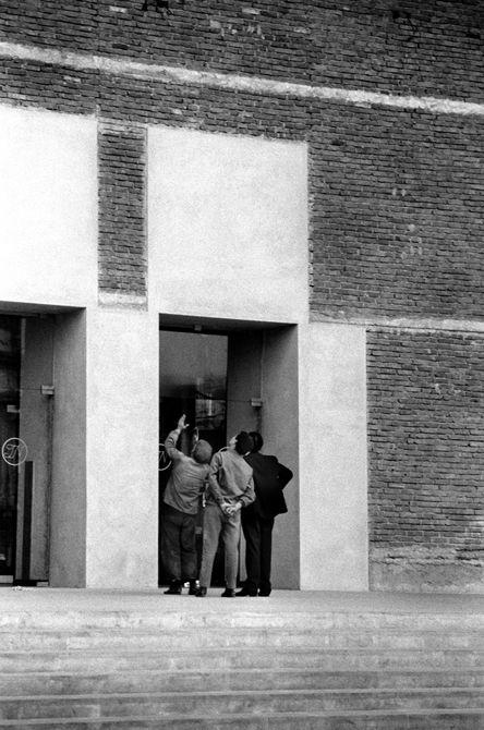Arne Lind's day in Bucharest – 1974: Quick fix