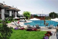 7-Residential-Apartments-For-Sale-In-Calis-swimming-pool1