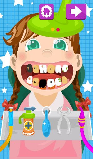 √ Dentist Clinic Game is a new tool to have a nice smile and perfect teeth. One set of doctors to clean teeth and gums, kill germs, cure cavities, removing teeth, remove teeth ... The best game among all dentists find free applications! With many tools an http://reviewscircle.com/health-fitness/dental-health/natural-teeth-whitening/