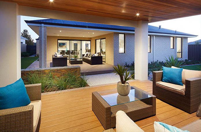 the fusion display home alfresco
