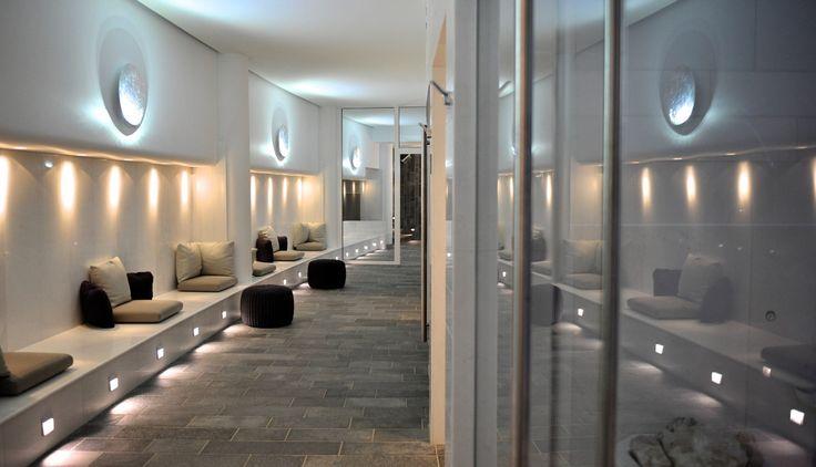 Palanga Spa Design Hotel i Palanga, Litauen - Offerdalskifer #Minera #ModenaFliser