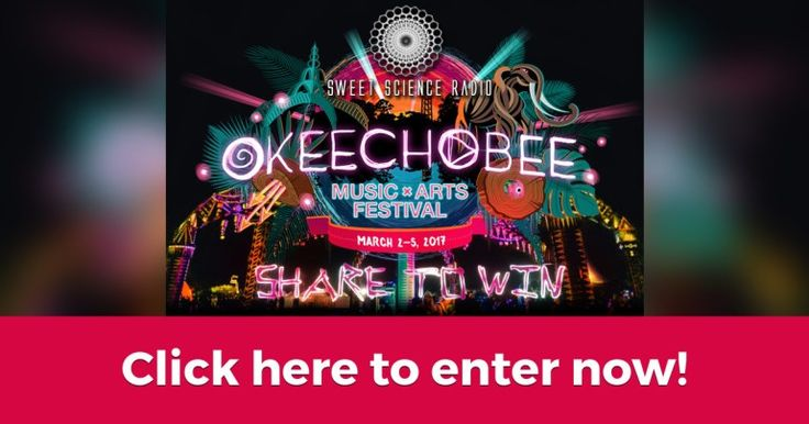 You can use this link in order to enter to win a pair of tickets to Okeechobee Music Festival in Florida. Contest ends January 23rd!