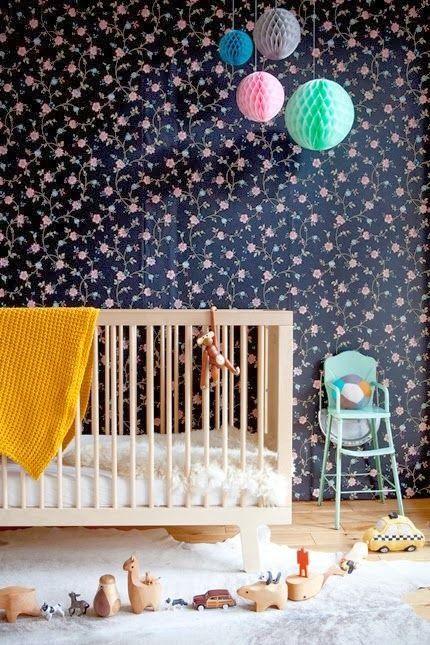 My Little Place: Habitaciones infantiles de los 70´s