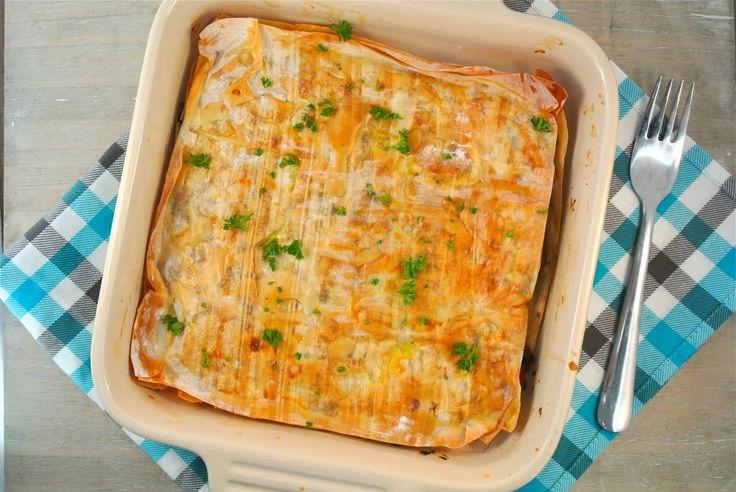 Wij hebben een simpelere variant gemaakt op de Turkse borek. Turkse borek is een typisch Turks gerecht dat je kunt eten als hapje of als (onderdeel van de) hoofdmaaltijd. Er bestaan veel varianten van de Turkse borek bijvoorbeeld gevuld met gehakt, kaas of groenten. Wij hebben deze keer gekozen voor gehakt. Normaal gesproken gebruik je …