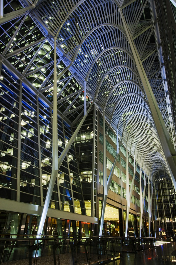 Brookfield Place, Downtown Toronto, Ontario, Canada