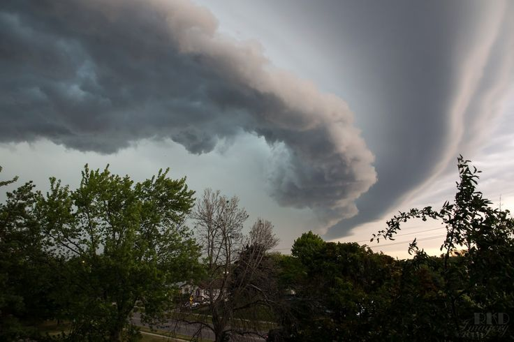 Storm Front Moving In | by RKD Imagery