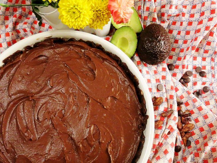 Antipastaa: Suklaamoussepiirakka ilman uunia (gluteeniton, (viljaton), maidoton, munaton, sokeriton, vhh, paleo, vegaaninen, ei pähkinää eikä mantelia)