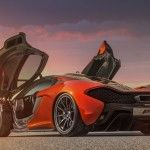 The best driver's car in the world progressive new carbon fiber Monocage monocoque structures a complete structure consolidating the vehicle's top and its different snorkel air admission – a styling gimmick motivated by the Mclaren F1 street auto.