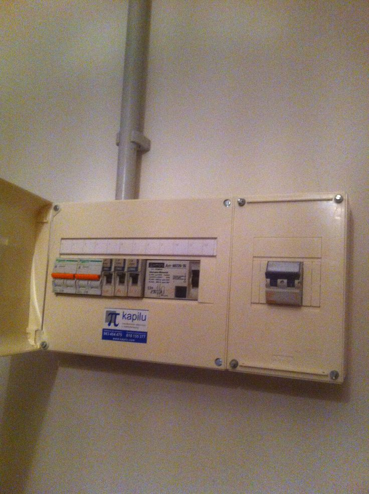 La instalaci n electrica de superficie es una opci n muy - Instalacion electrica vista ...