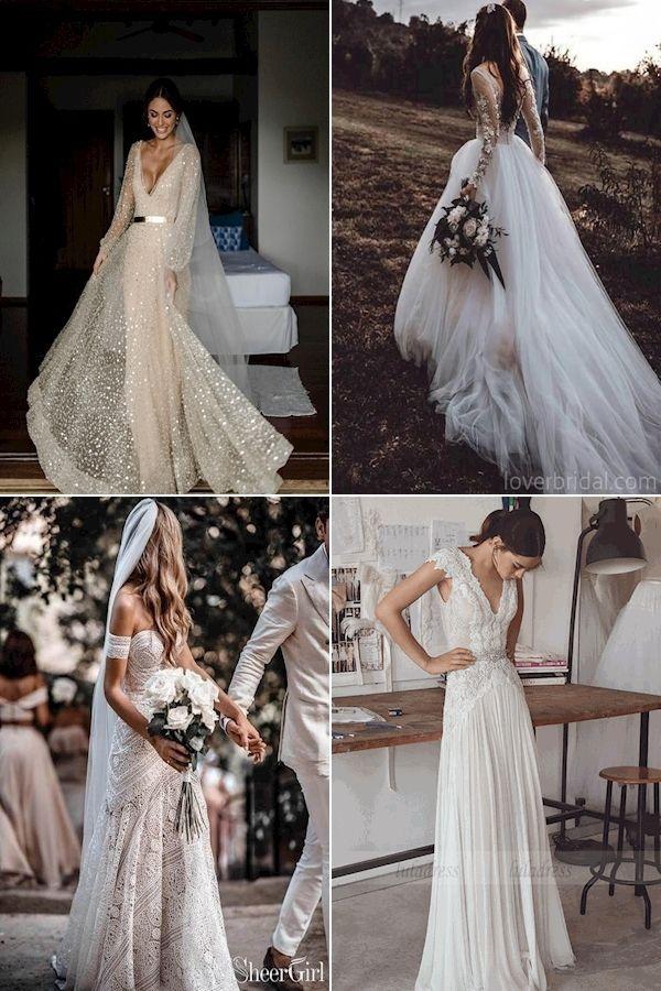 Casual Wedding Dresses | Wedding Gown