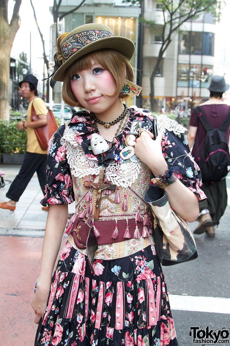 Dolly Kei Street Fashion in Harajuku