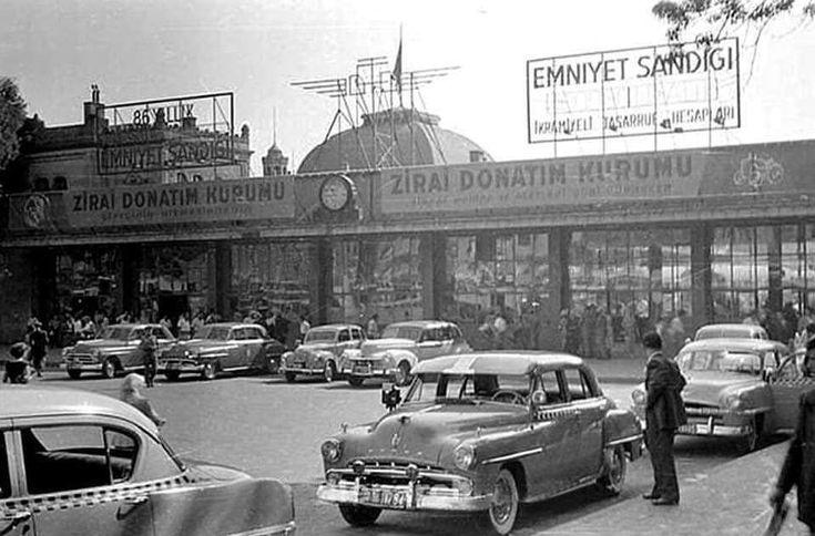 Sirkeci Garı (1954)